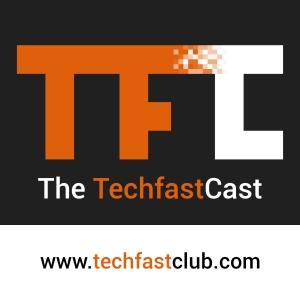 Pixel Fade Podcast Logo