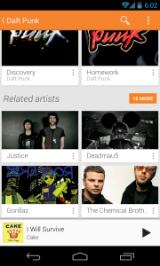 Related Artists