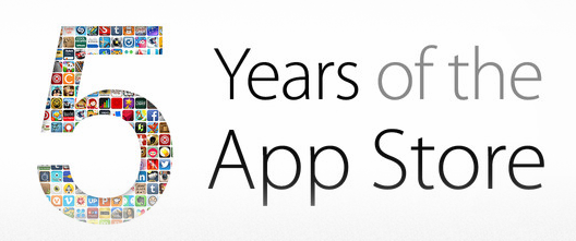 5 years apps
