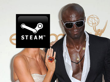steam summer seal